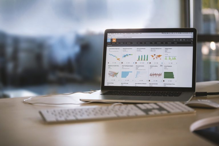 Die Zukunft im Online-Marketing Computer stats