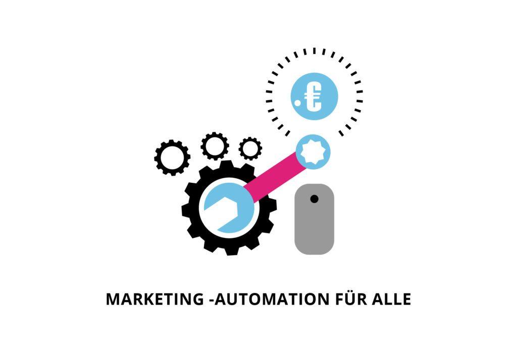 Marketing-Automation für alle